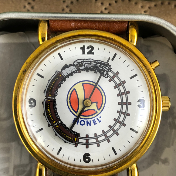 Lionel Other - Vintage Lionel Collectible Train Watch